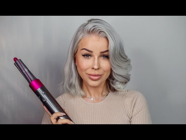 DYSON AIRWRAP STYLER tutorial by Uino